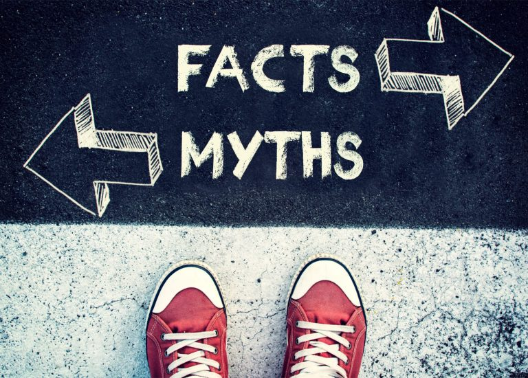 avoiding dental myths